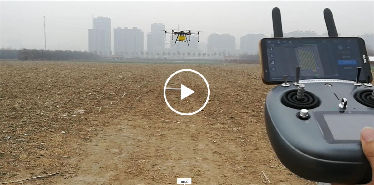 20L drones for precision agriculture